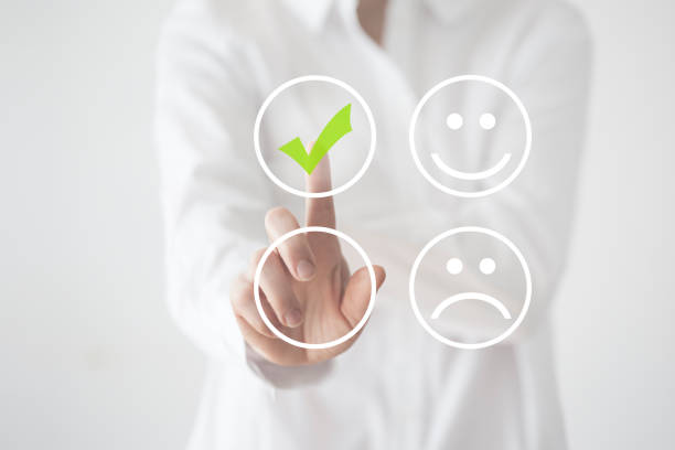Positive Feedback stock photo