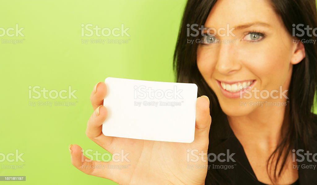 Positive Identity royalty-free stock photo