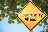 Possbile Opportunities Ahead.