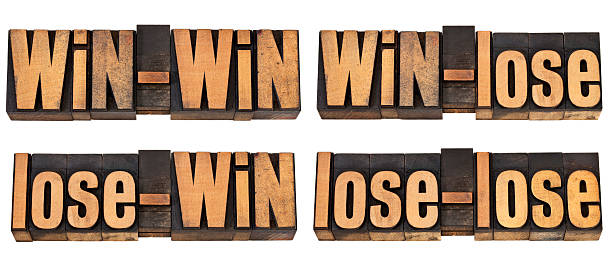 Royalty Free Win Lose Or Draw Words Pictures Images And Stock