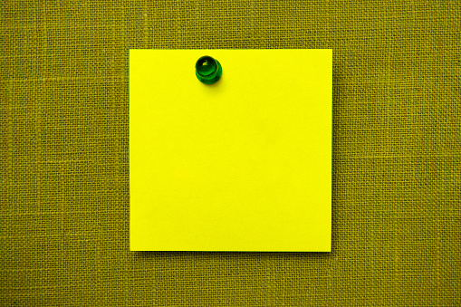 Post It Paper Stock Photo - Download Image Now