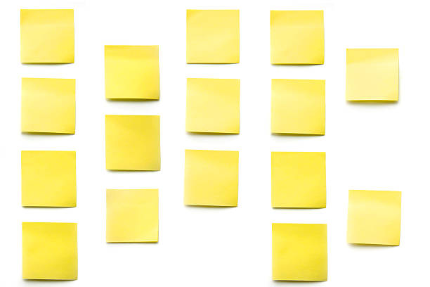 post its - adhesive note stock photos and pictures