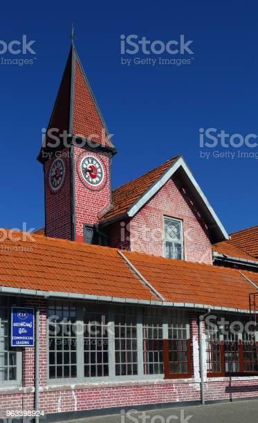 Budynek Poczty W Nuwara Eliya - zdjęcia stockowe i więcej obrazów Architektura