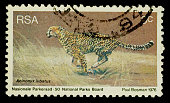 istock Postage Stamp: Cheetah (Acinonyx jubatus) South Africa 172783829