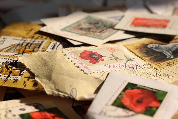 Briefmarken  – Foto