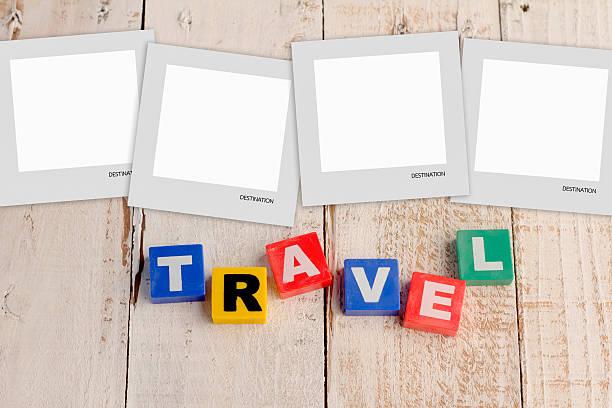 postcard from travel around the world圖像檔