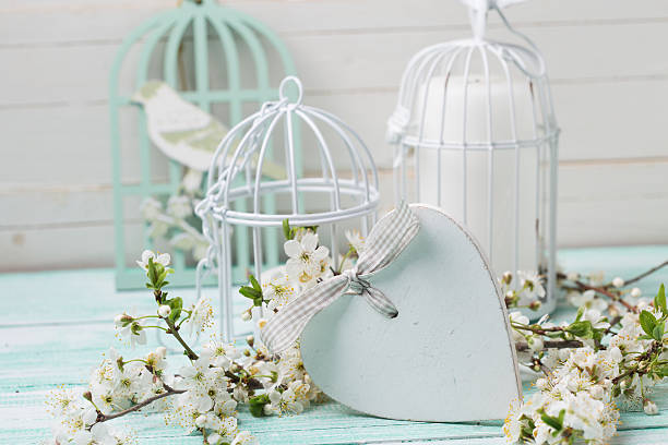 Best Decorative Wooden Bird Cages Pictures Stock Photos