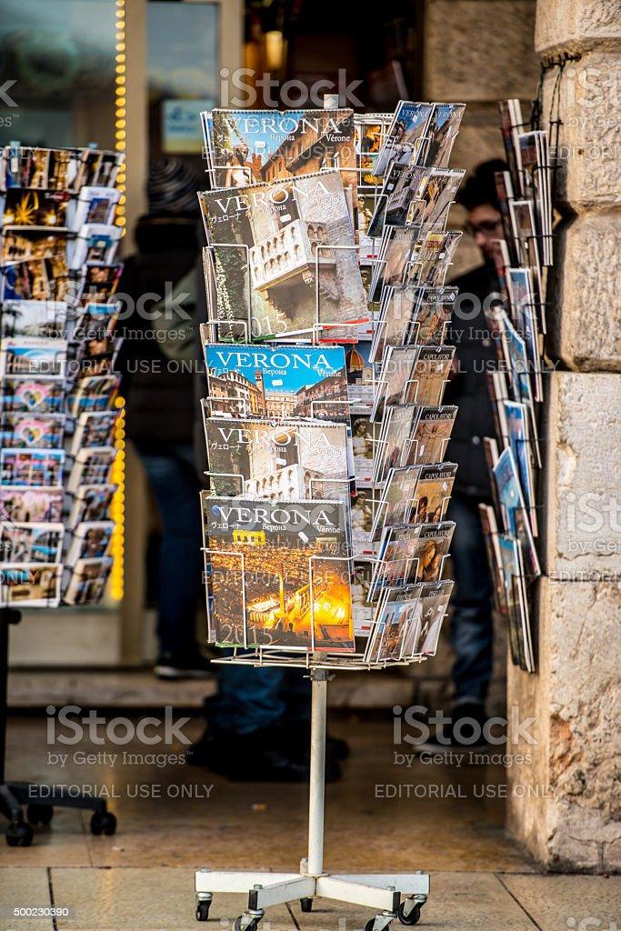 Cartoline Ch Calendario.Cartoline E Calendari Attivita Di Vendita In Un Negozio Di