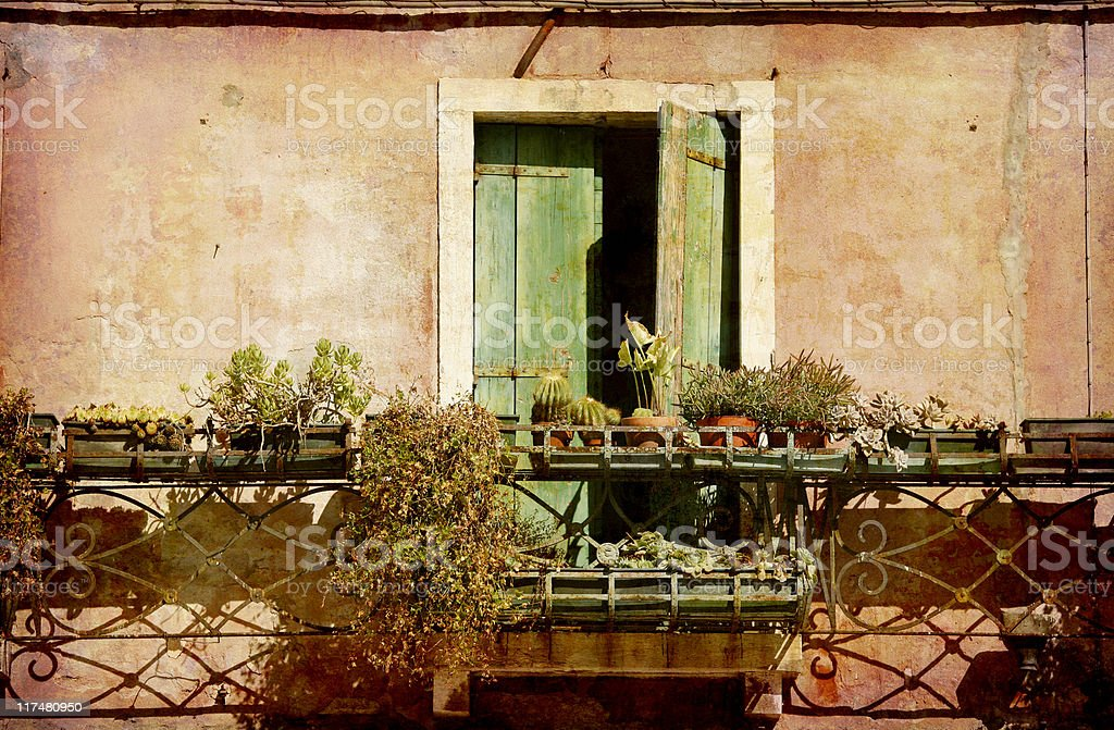 Postcards from Italy (series) royalty-free stock photo