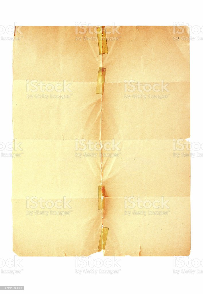 Poster Paper Background royalty-free stock photo