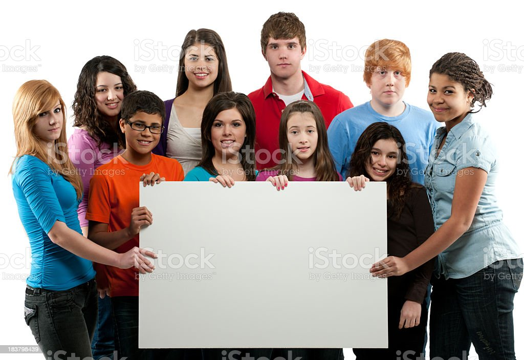 Poster royalty-free stock photo