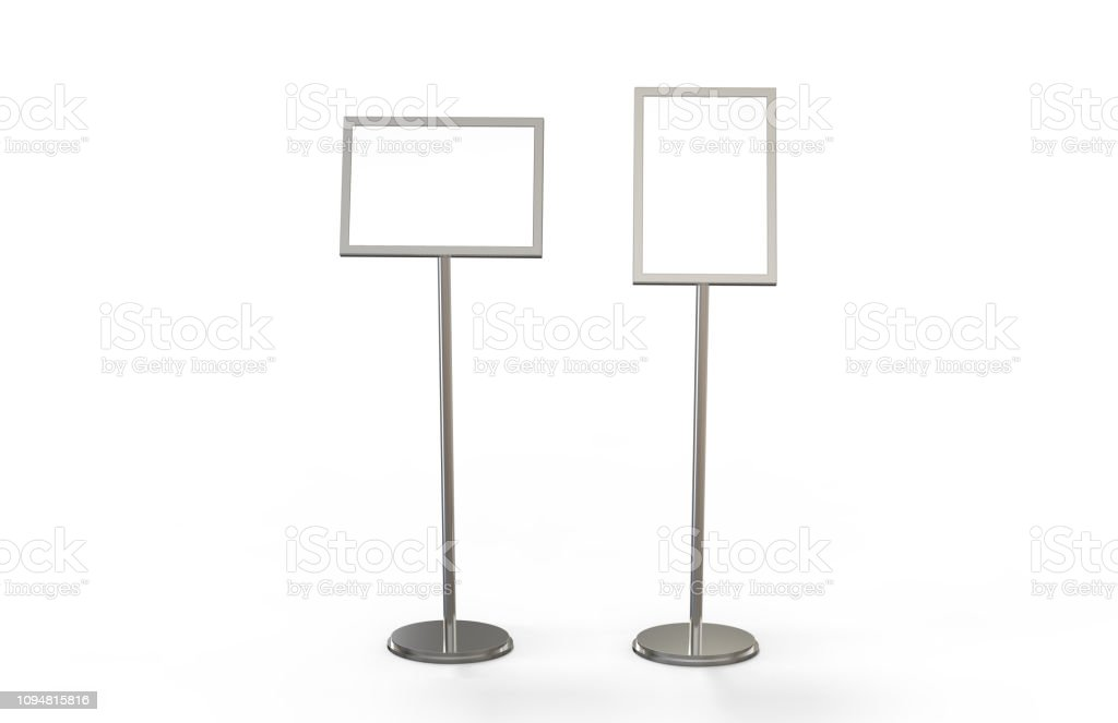 Sign, Standee, Picture Frame, Supermarket, Banner - Sign