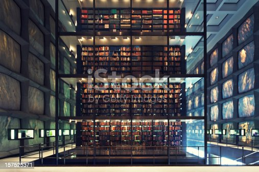 wonderful library bulit in 1960s - marble facade with hudge glass cube in the middle - slight cross tretment - camera canon 5D mark II  - unshapred RAW - adobe colorspace