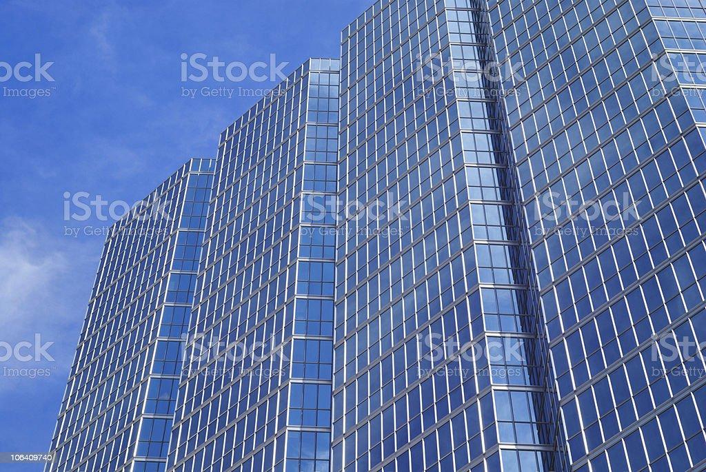 Postmodern Wolkenkratzer – Foto