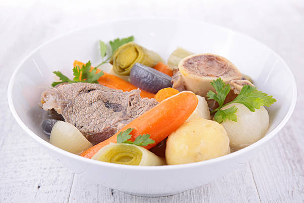 pot au feu pot au feu pot au feu stock pictures, royalty-free photos & images