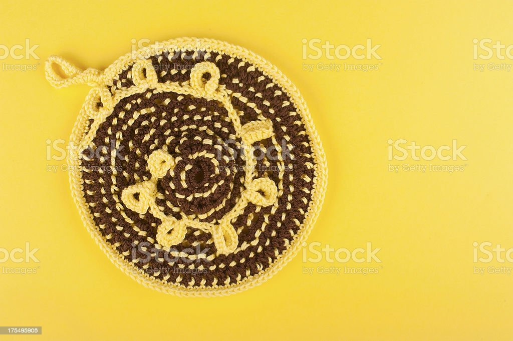 Pot Holder royalty-free stock photo