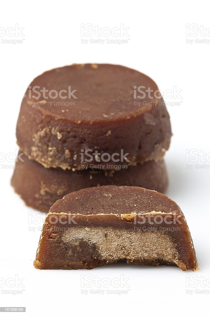 Panela stock photo