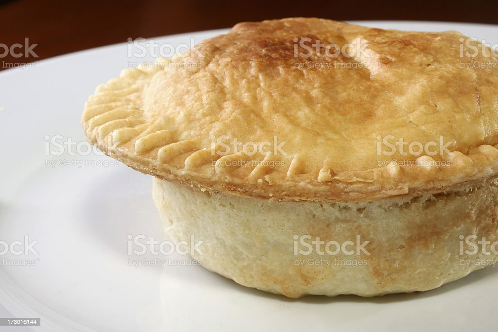 pot pie royalty-free stock photo