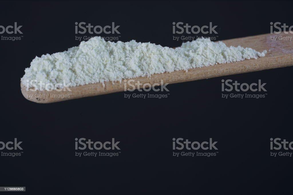 Potassium is a chemical element stock photo