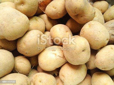 istock Potato Background 489141102