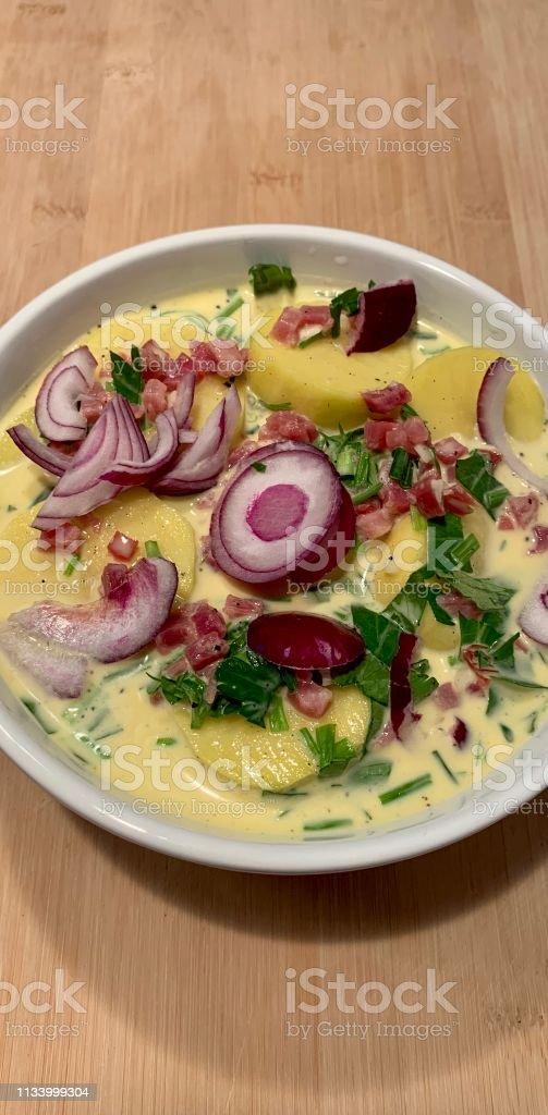 Kartoffelkasserole – Foto