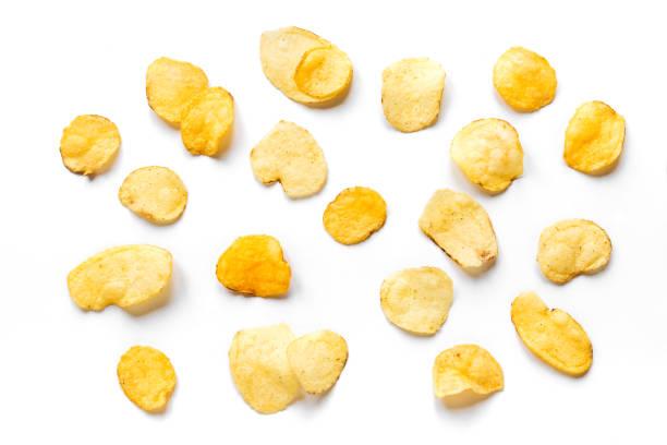 potato chips - potatischips bildbanksfoton och bilder