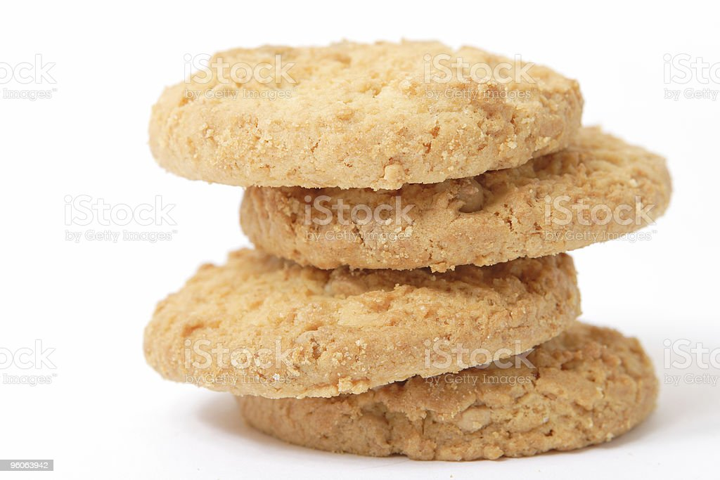 Potato cookie royalty-free stock photo