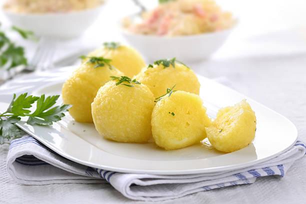 Kartoffel-Knödel – Foto