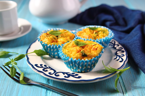 potato muffin