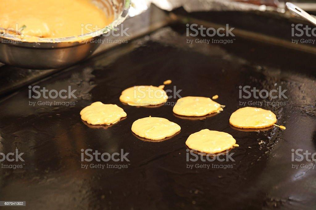 Potato Pancakes stock photo