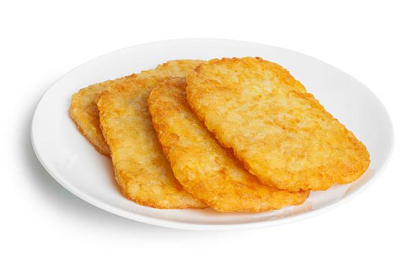 kartoffel-pastetchen - haschee stock-fotos und bilder