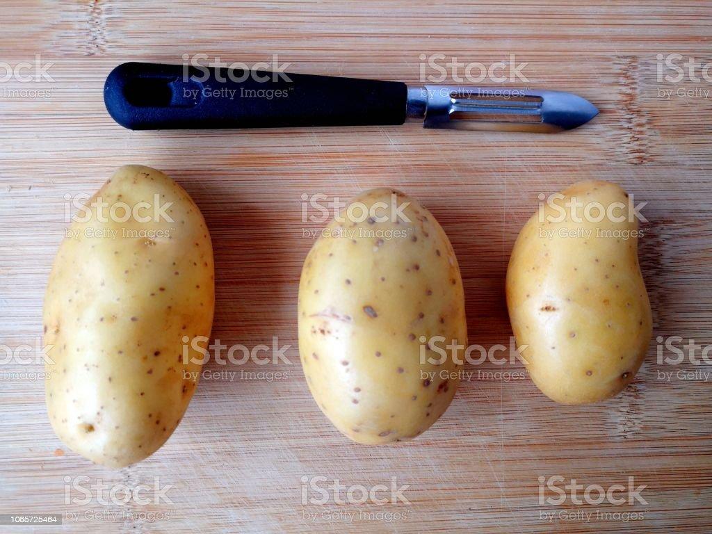 Pomme de terre - Photo