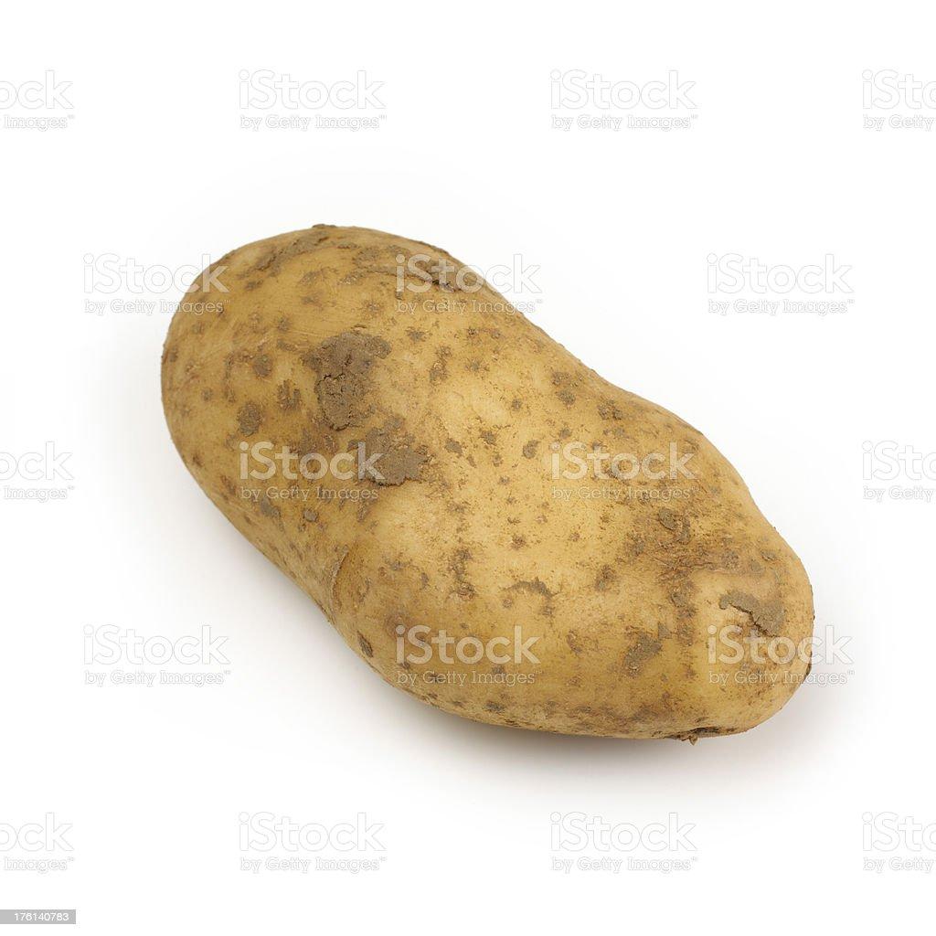 Kartoffel Lizenzfreies stock-foto