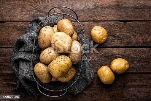 istock Potato 675072230