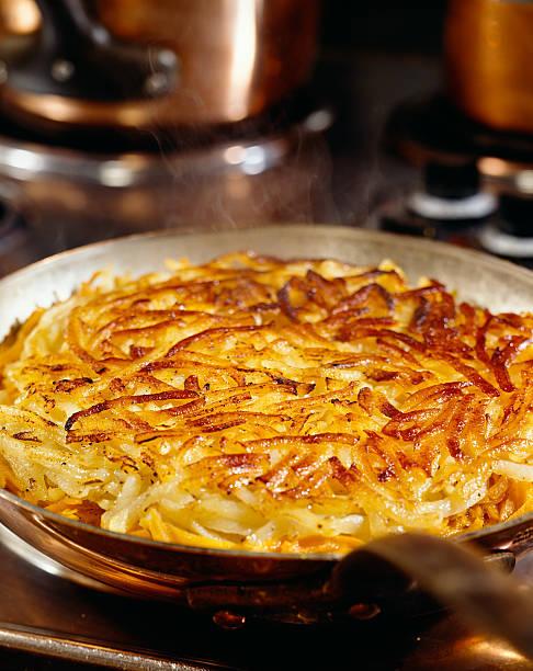 Kartoffel-Rösti – Foto