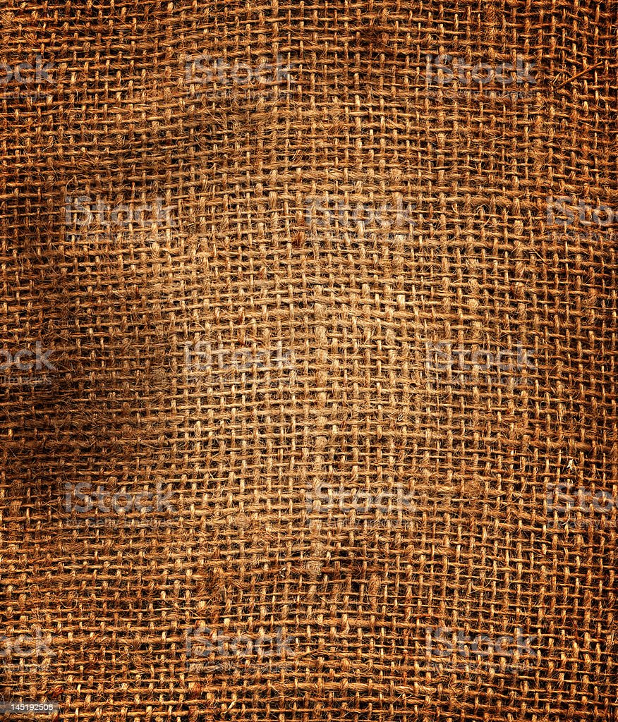 Potato Sack royalty-free stock photo