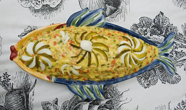 Potato Salad (Salata de Boeuf)