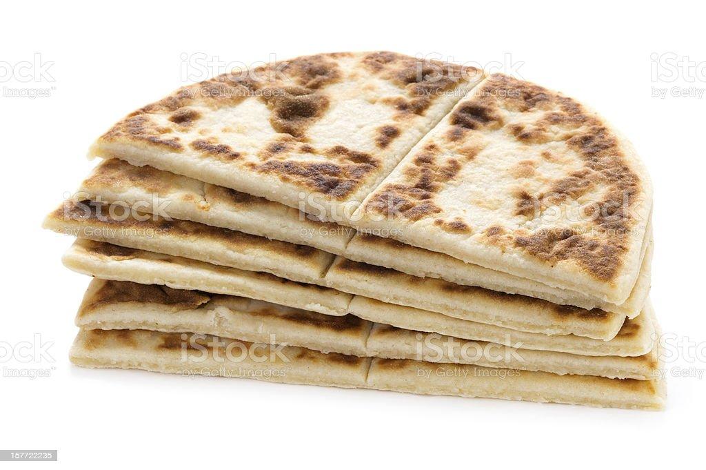 potato scones or cakes stock photo