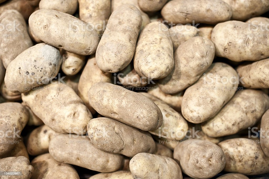 potatoes background royalty-free stock photo