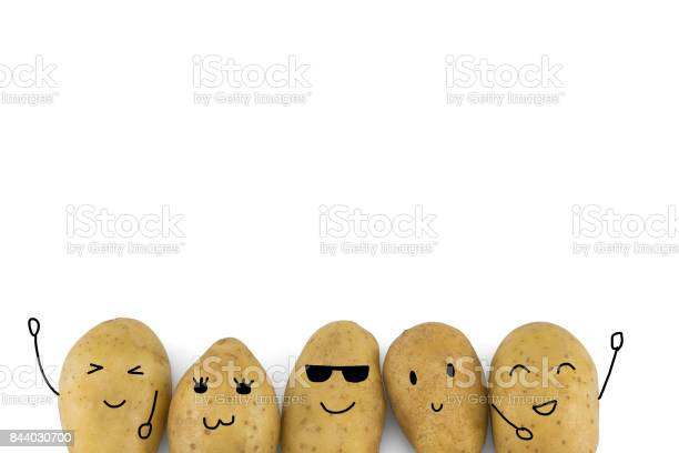 Potatoes cartoon characters isolated on white picture id844030700?b=1&k=6&m=844030700&s=612x612&h=neyexcmddmlrbytddzdf8cavpzwjqr8cdjmklhxdunw=