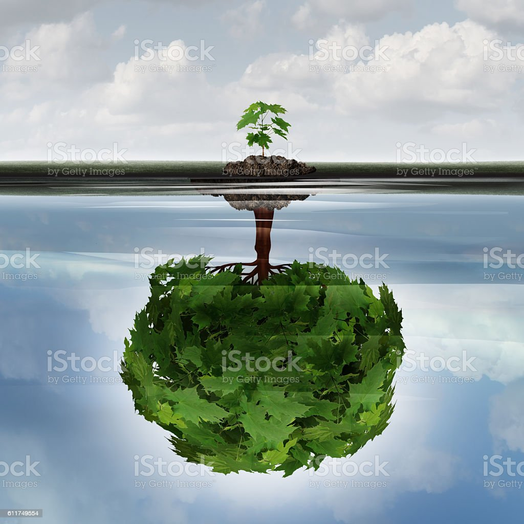 Potential Success Concept stock photo