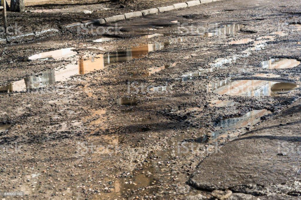 an analysis of potholes