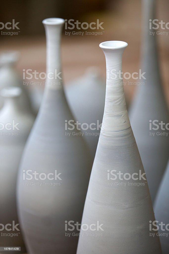 Pots stock photo