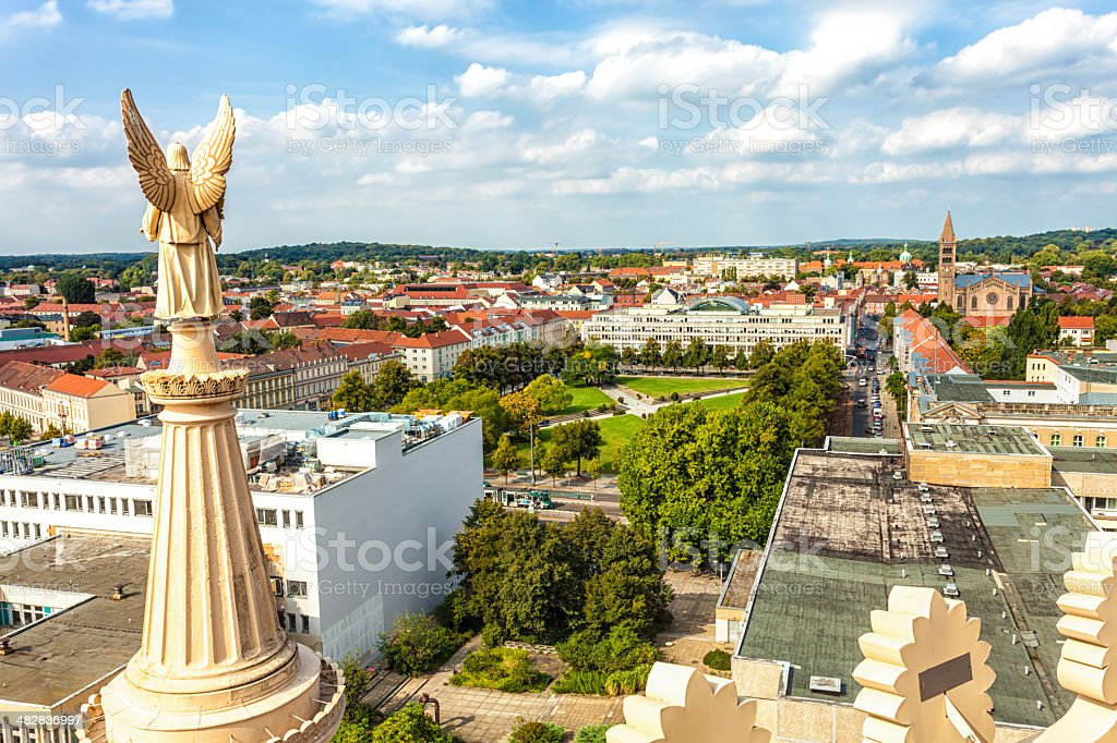 Potsdam, Germany stock photo