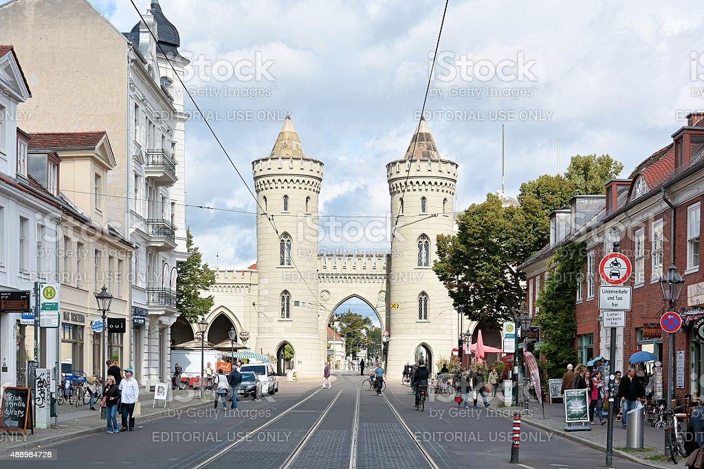 Potsdam stock photo