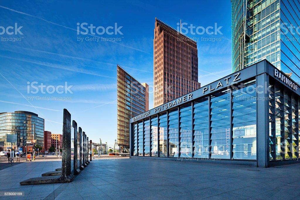 Potsdamer Platz in Berlin – Foto