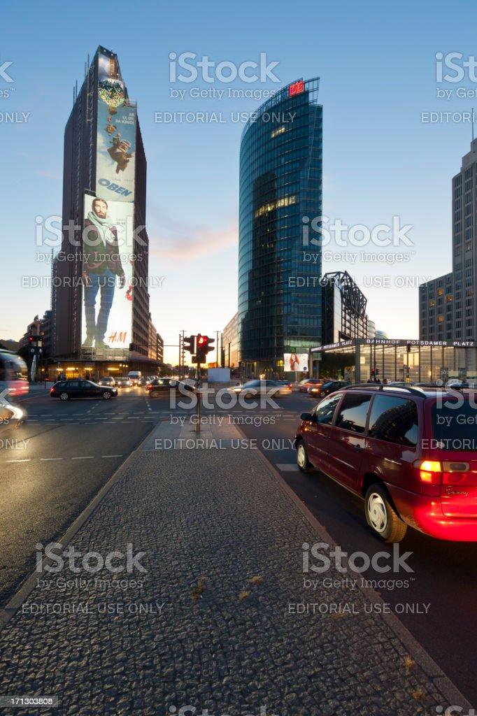 Potsdamer Platz – Foto