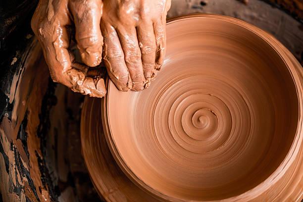 potter - cerâmica artesanato - fotografias e filmes do acervo