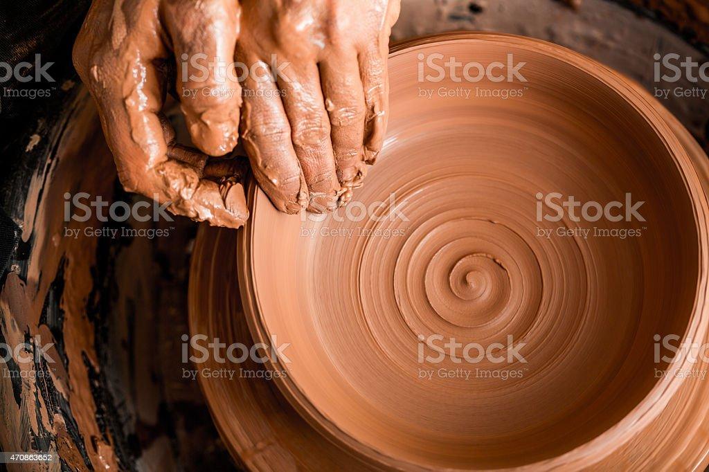potter - foto de stock