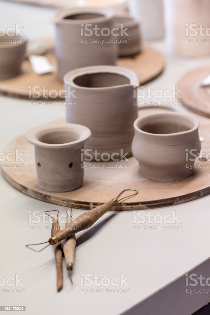pottery appliance royalty-free stock photo